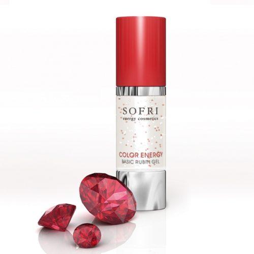 SOFRI COLOR ENERGY BASIC RUBIN GEL