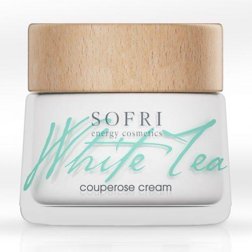 SOFRI WHITE TEA COUPEROSE CREAM